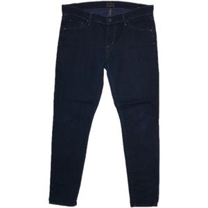 Citizens of Humanity phantom cropped skinny jeans